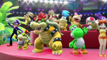 MARIO & SONIC at the Rio 2016 Olympic Games - Opening Cinematic