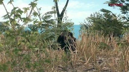 METAL GEAR ONLINE - Cloaked in Silence DLC Trailer