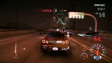 NEED FOR SPEED - PC Trailer (2016)