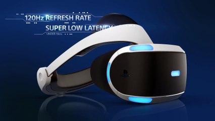 PlayStation VR - Specs Trailer (2016)