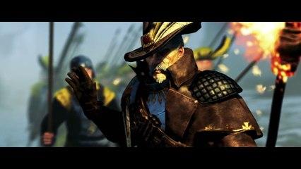 Total War WARHAMMER - Vampire Counts Trailer