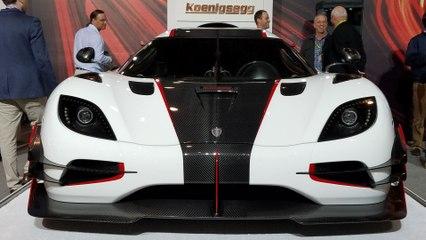 2016 NY Auto Show Highlights