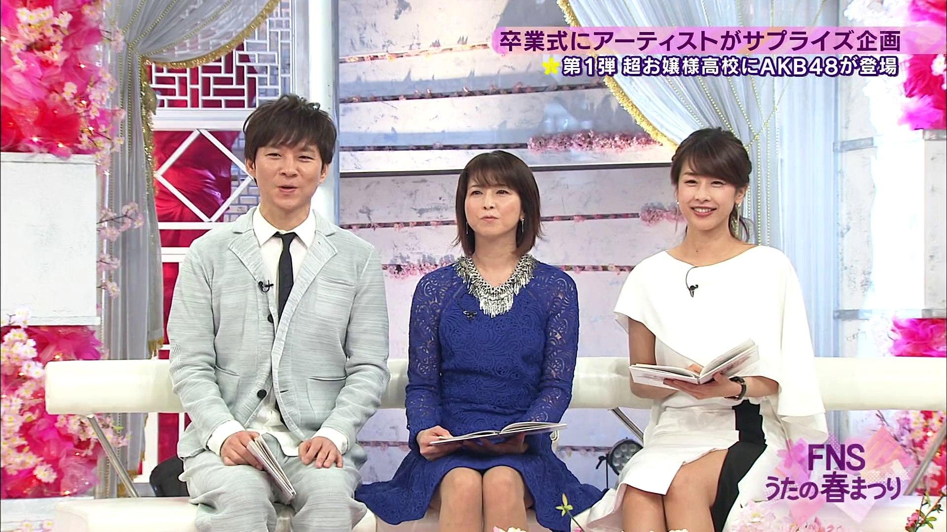 AKB48 - FNSうたの春まつり【桜、卒業、旅立ち 春の名曲100& ...