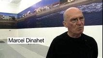 Regarder la mer - Marcel Dinahet - CRAC LR à Sète
