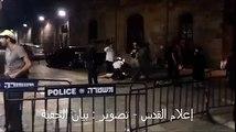 فيديو- إصابة عدة إسرائيليين في عملية طعن وإطلاق نار بالقدس