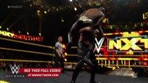 Finn Bálor & Apollo Crews vs. Samoa Joe & Baron Corbin WWE NXT, Dec