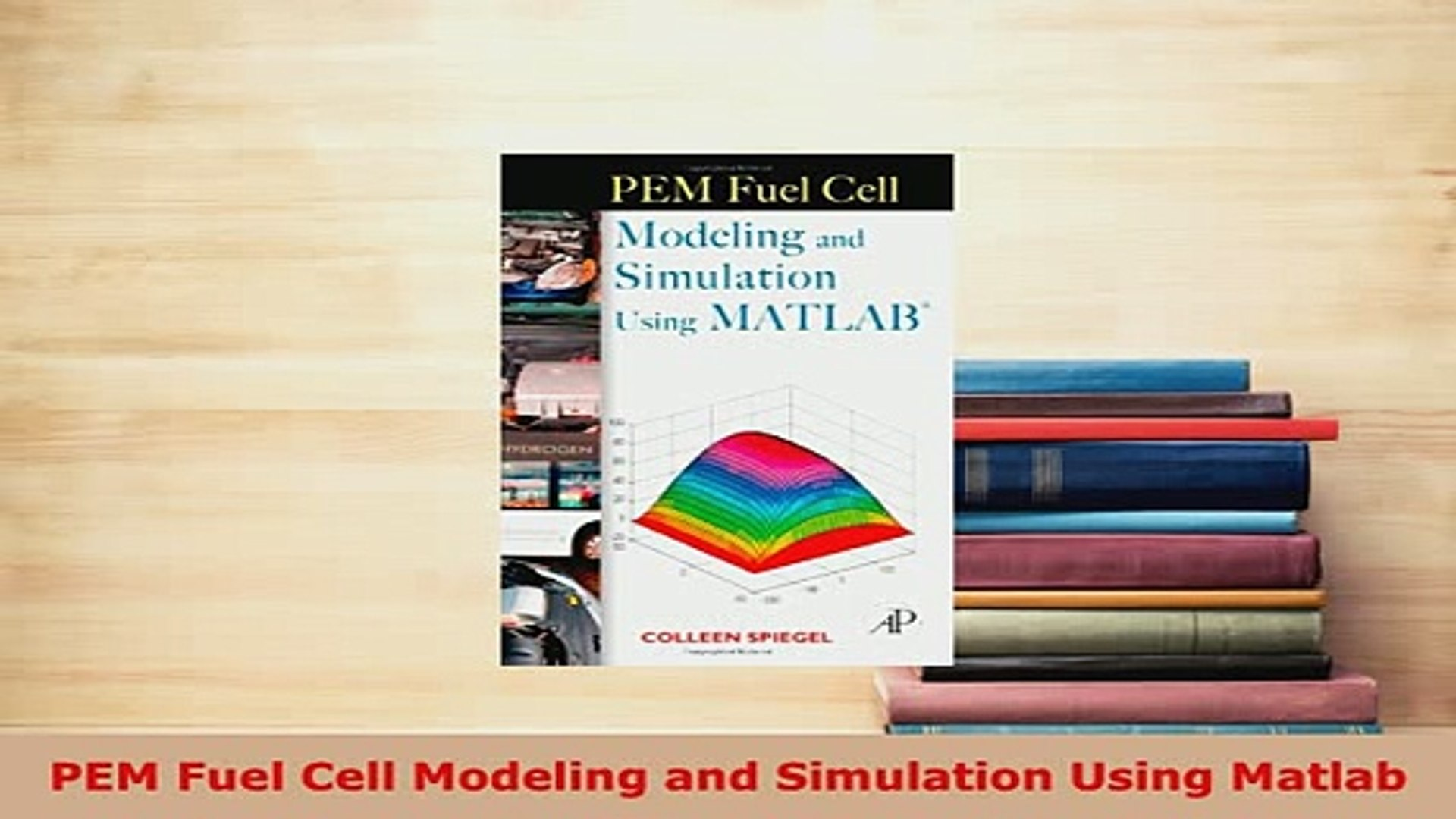 Download PEM Fuel Cell Modeling and Simulation Using Matlab Read Full Ebook