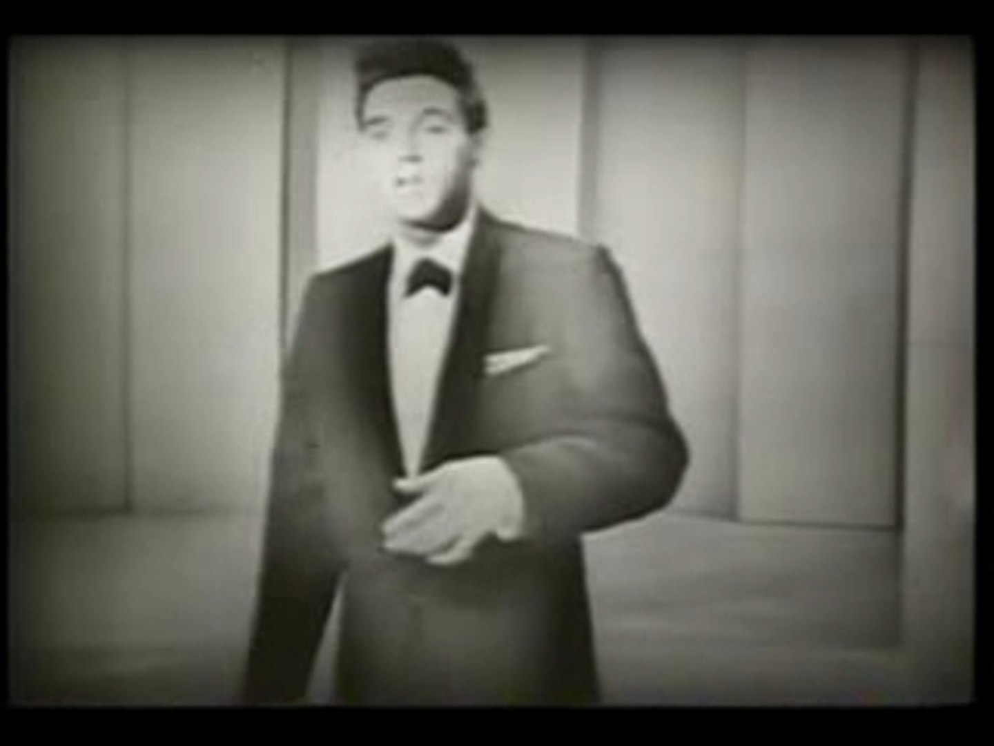 Elvis Presley - Fame and Fortune (1960 Live)