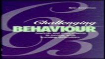 Download Challenging Behaviour  Analysis and Intervention in People with Learning Disabilities