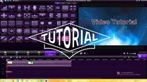 how to import and export video audio image file in video editing software