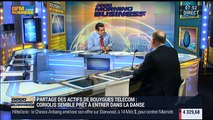 """Partage des actifs de Bouygues Telecom: """"Sur la partie entreprise, nous voulons créer une troisième force à côté d'Orange et de SFR"""", Pierre Bontemps - 29/03"""