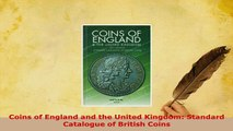 PDF  Coins of England and the United Kingdom Standard Catalogue of British Coins PDF Book Free