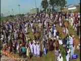 Aaj Islamabad Dharne Ka Teesra Din - Chaudhry Nisar IG Islamabad Pe Gussa