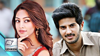 Dulquer Salmaan & Anu Emmamuel Together For FIRST Time