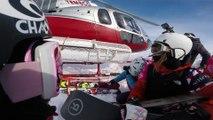 La vidéo tournée par Marion Haerty en Alaska