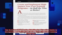 FULL PDF  The Accelerated Learning Handbook A Creative Guide to Designing and Delivering Faster