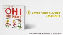 Jacques Haurogné - Savez-vous planter les choux - comptine pour enfants