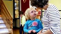 Des enfants moins frustrés avec la langue des signes