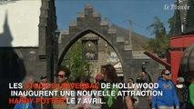 Les studios Universal vont inaugurer une attraction Harry Potter