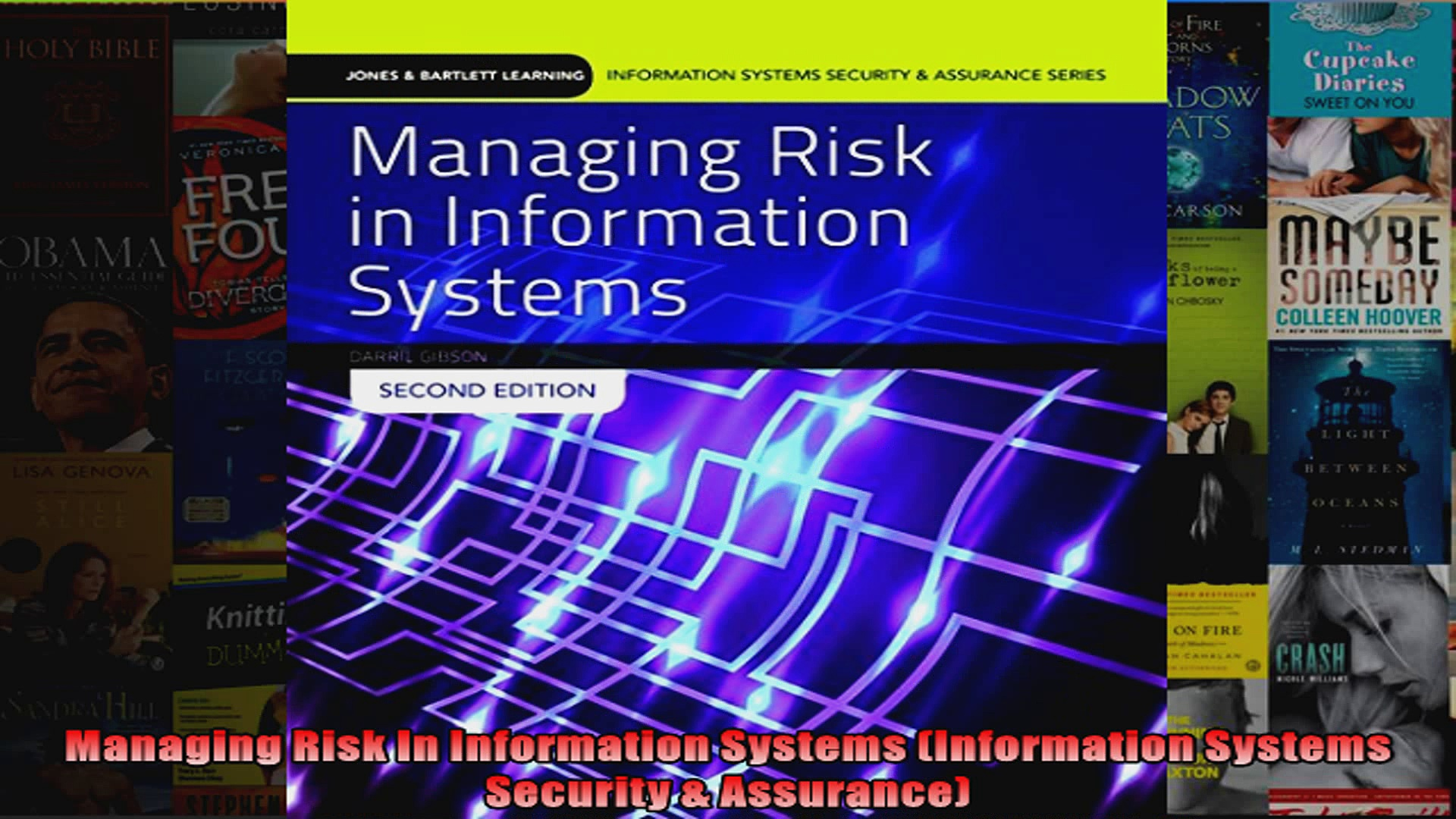 Managing Risk In Information Systems Information Systems Security  Assurance