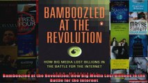 Bamboozled at the Revolution How Big Media Lost Billions in the Battle for the Internet