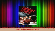 Download  Combat Sports An Encyclopedia of Wrestling Fighting and Mixed Martial Arts Read Full Ebook