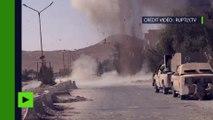 Alors que Palmyre vient d'être reprise à Daesh, le déminage de la ville est déjà en cours