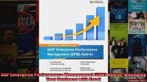 SAP Enterprise Performance Management EPM AddIn Managing Your Business with Excel