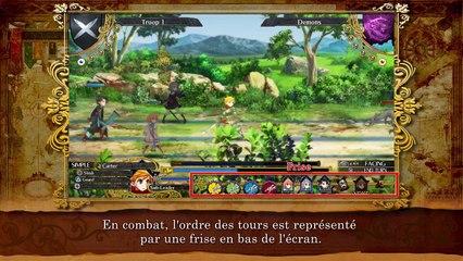 Battle Systems de Grand Kingdom