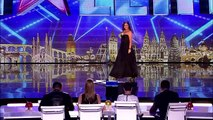 Le surprenant talent de Cristina Ramos lors du España Got Talent