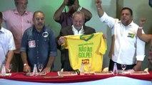 Brasile, ex presidente Lula attacca: inchiesta Petrobas è golpe