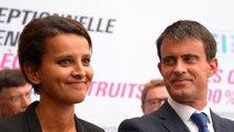 Une liaison entre Manuel Valls et Najat Vallaud-Belkacem ? - ZAPPING ACTU DU 29/03/2016