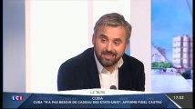 """Alexis Corbière invité à """"OUI/NON"""" sur LCI  le 28/03/2016"""
