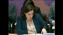 Audition d'Emmanuelle Cosse par la commission des affaires économiques de l'Assemblée Nationale