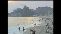 Rio de Janeiro registra sensação térmica de 46°C em pleno outono