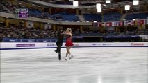 Rachel PARSONS / Michael PARSONS (USA) - FD - ISU World Junior Championships 2016