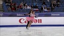 Alla LOBODA / Pavel DROZD - FD - ISU World Junior Championships 2016
