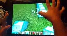 تيمو يلعب ماين كرافت. Temo T Playing Minecraft PE
