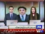 Breaking new Lahore_ Bilawal Bhutto Zardari Fight visits Jinnah Hospital