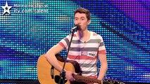 Ryan OShaughnessy - No Name - Britains Got Talent 2012 audition - UK version
