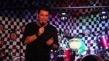 Franz Goovaerts sings 'Sweet Caroline' Elvis Week 2015