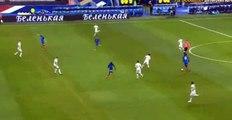 Ngolo Kante Goal - France 1 - 0 Russia - 29-03-2016