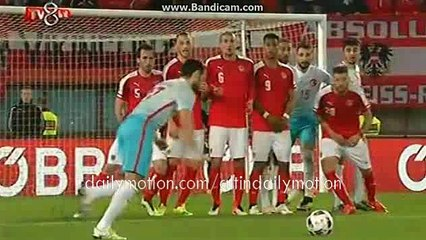 Austria 1-1 Turkey - 1st Half All Goals & Highlights -  29.03.2016