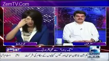 Qandeel Baloch || Telling How People _Criticized_ her on Social Media After Releasing Striptease Video(480)