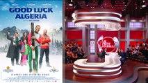Chiara Mastroianni et Sami Bouajila pour le film Good luck Algeria - Le Petit Journal du 29/03 - CANAL +