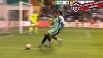 Le festival technique de Cristiano Ronaldo - Portugal vs. Belgique
