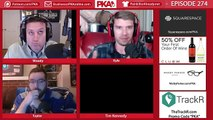 PKA 274 w UFC's Tim Kennedy - Nazi Hunting, Kyle Pranks Woody, Black Women 87