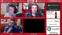 PKA 274 w UFC's Tim Kennedy - Nazi Hunting, Kyle Pranks Woody, Black Women 128