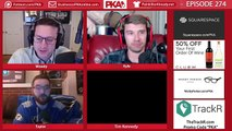 PKA 274 w UFC's Tim Kennedy - Nazi Hunting, Kyle Pranks Woody, Black Women 165