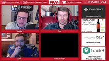 PKA 274 w UFC's Tim Kennedy - Nazi Hunting, Kyle Pranks Woody, Black Women 174
